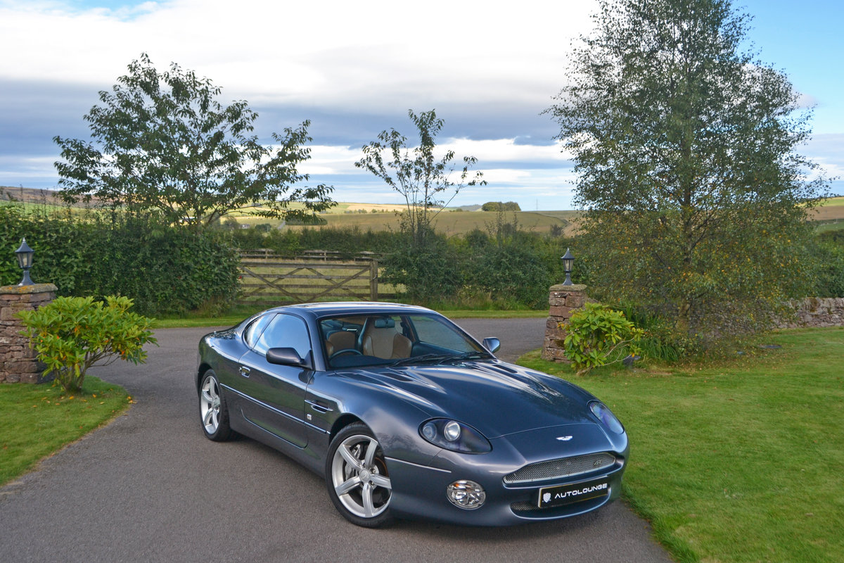 2003 Aston Martin DB7 Coupe For Sale (picture 1 of 6)