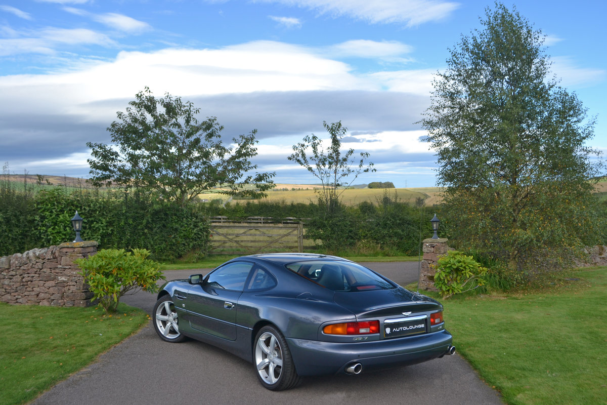 2003 Aston Martin DB7 Coupe For Sale (picture 2 of 6)