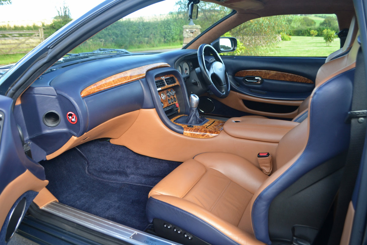 2003 Aston Martin DB7 Coupe For Sale (picture 3 of 6)