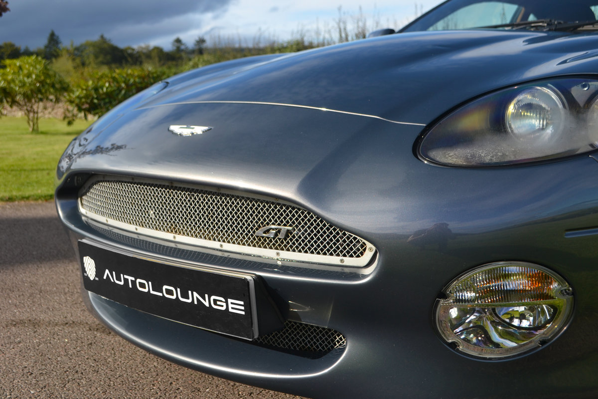 2003 Aston Martin DB7 Coupe For Sale (picture 4 of 6)