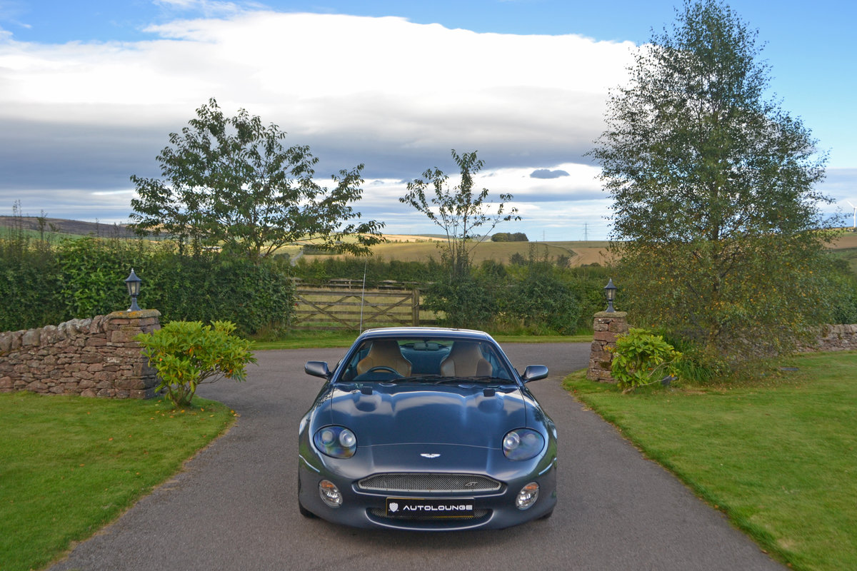 2003 Aston Martin DB7 Coupe For Sale (picture 5 of 6)