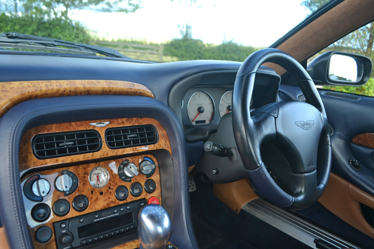 2003 Aston Martin DB7 Coupe For Sale (picture 6 of 6)