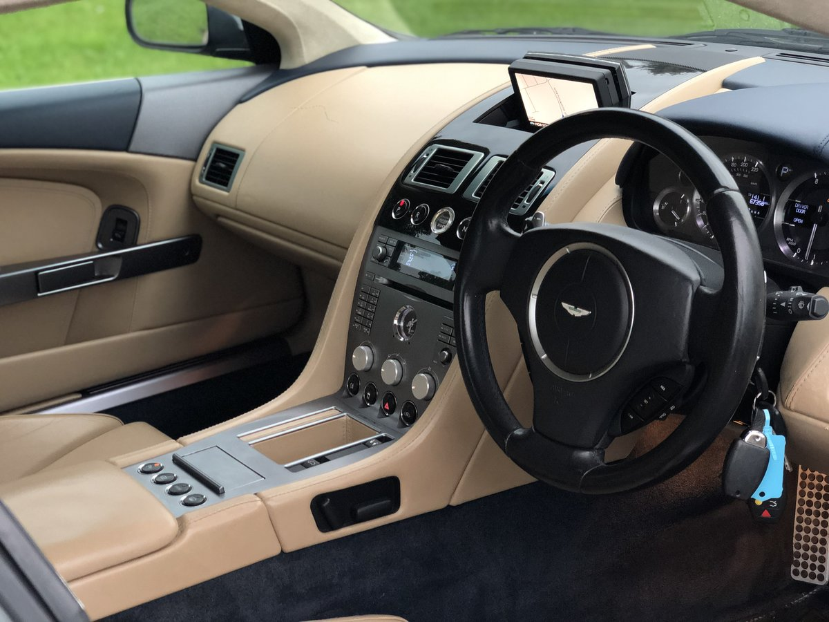 2005 Aston Martin DB9 Touchtronic SOLD (picture 2 of 6)