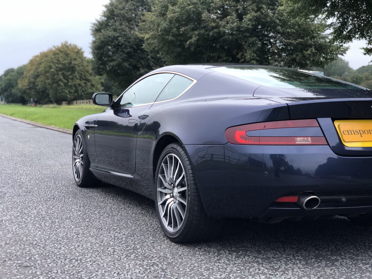 2005 Aston Martin DB9 Touchtronic SOLD (picture 6 of 6)