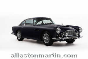 1961 Exceptional LHD Aston Martin DB4 Series IV For Sale