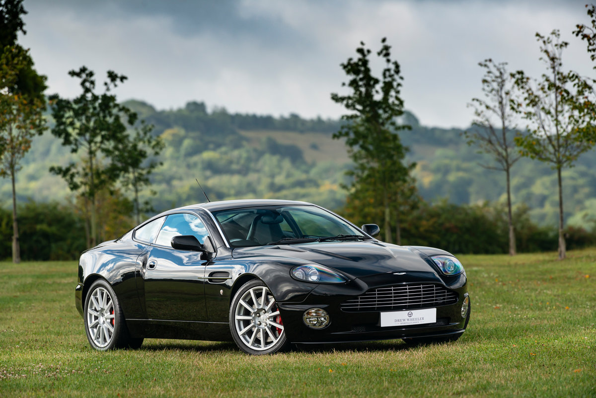 2007 Immaculate Aston Martin V12 Vanquish S For Sale (picture 1 of 6)