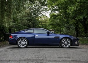 Picture of 2003 Aston Martin Vanquish For Sale by Auction