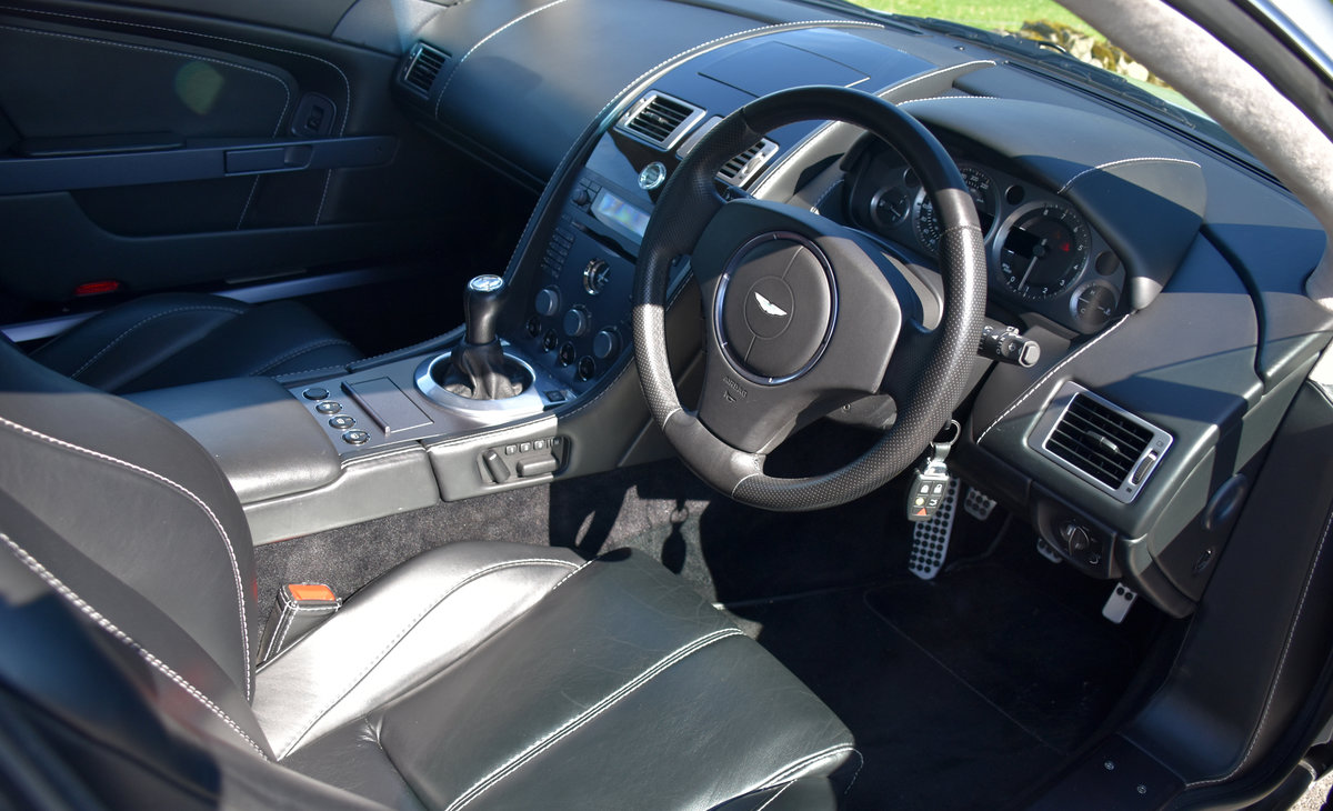 2007 Aston Martin 4.3 V8 Vantage 57 plate For Sale (picture 6 of 6)