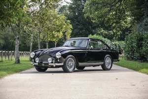 Picture of 1958 Aston Martin MKIII Saloon For Sale