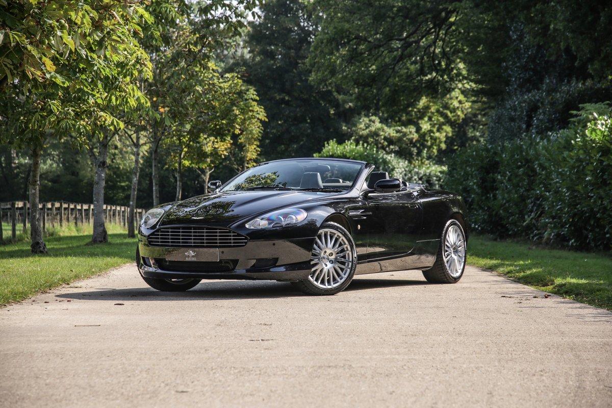 2009 Aston Martin DB9 Volante For Sale (picture 1 of 18)