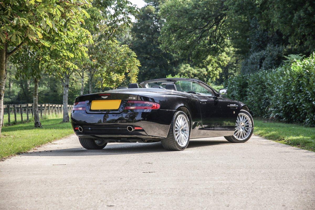 2009 Aston Martin DB9 Volante For Sale (picture 2 of 18)