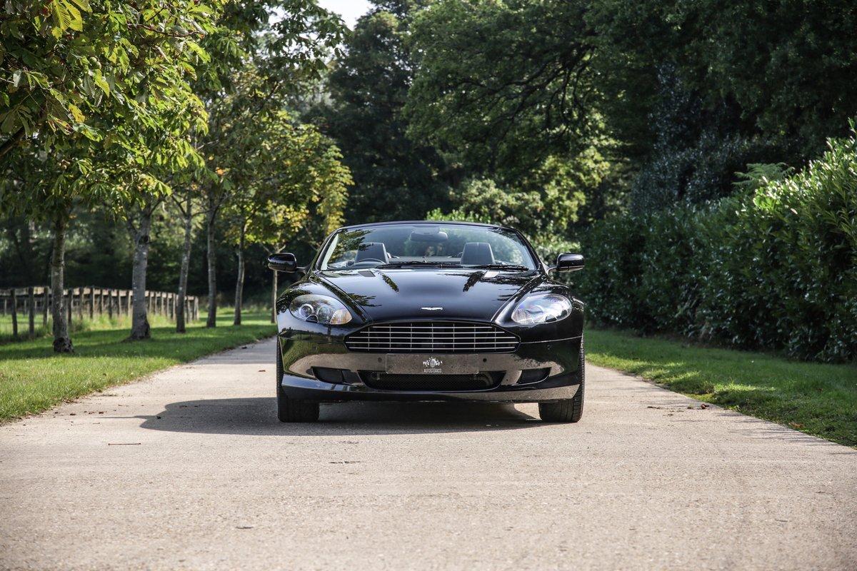 2009 Aston Martin DB9 Volante For Sale (picture 3 of 18)