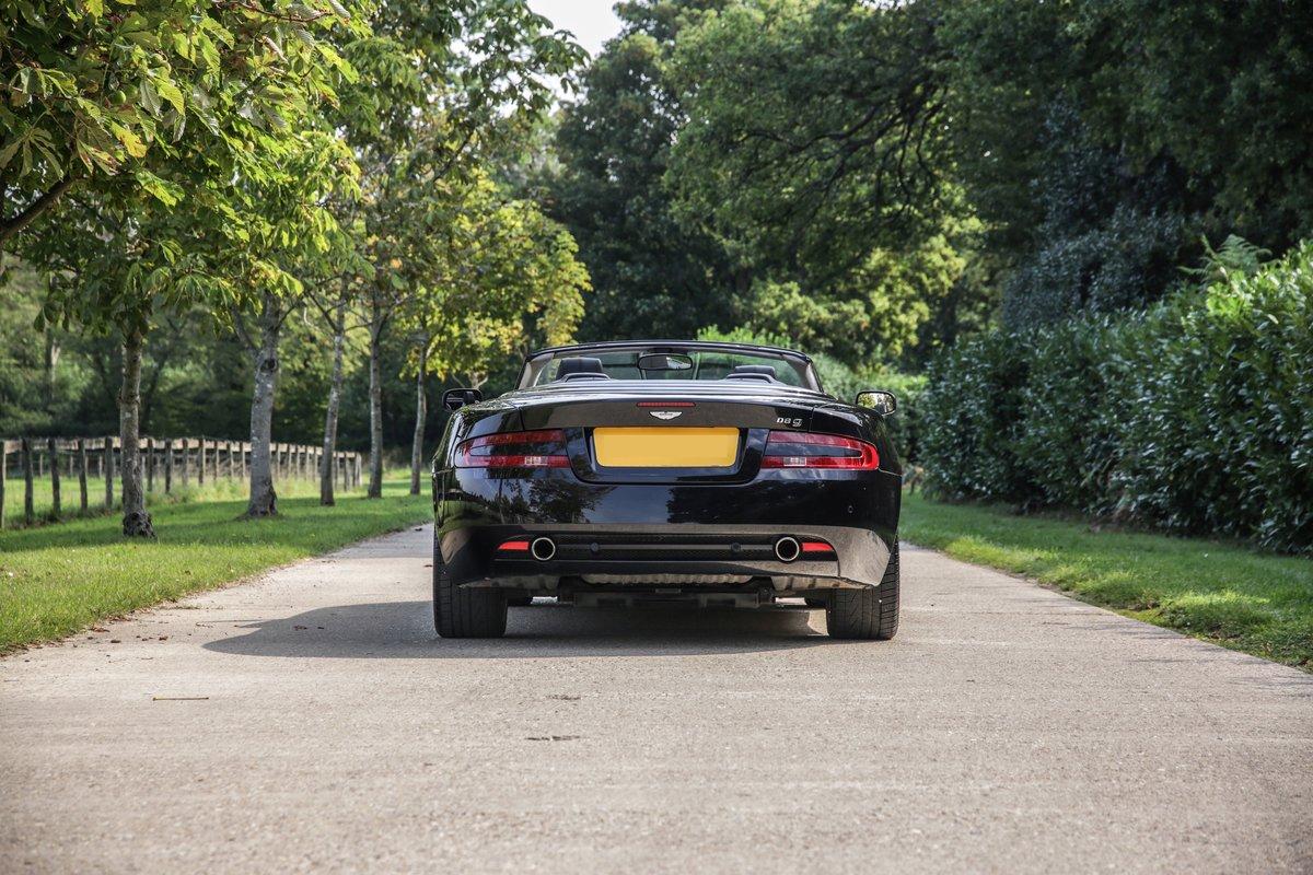 2009 Aston Martin DB9 Volante For Sale (picture 4 of 18)