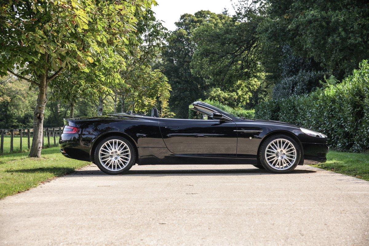 2009 Aston Martin DB9 Volante For Sale (picture 5 of 18)