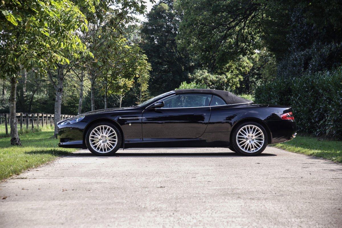 2009 Aston Martin DB9 Volante For Sale (picture 6 of 18)