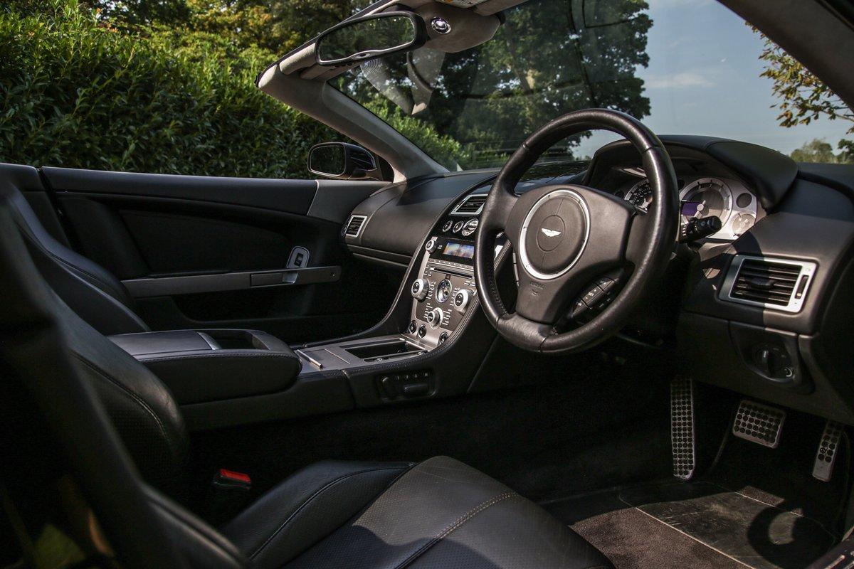 2009 Aston Martin DB9 Volante For Sale (picture 7 of 18)