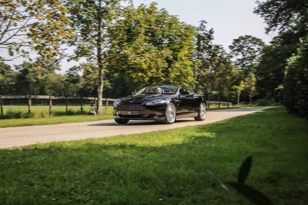 2009 Aston Martin DB9 Volante For Sale (picture 17 of 18)