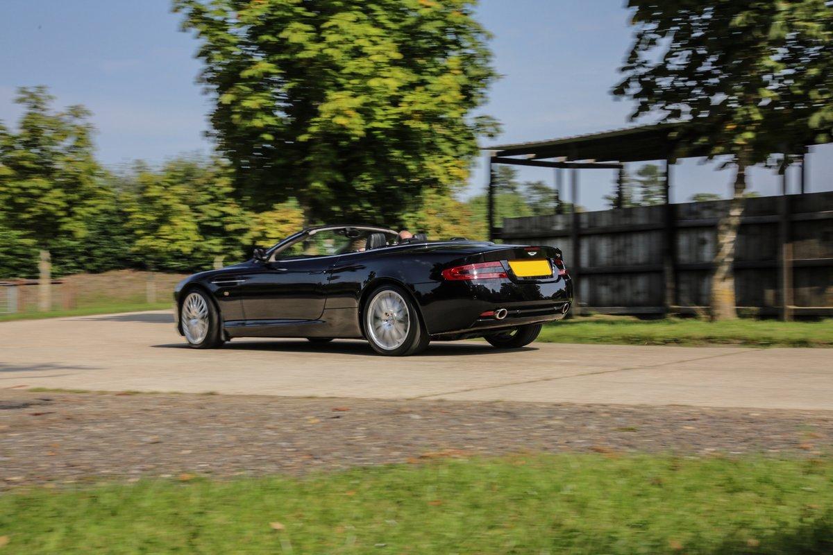 2009 Aston Martin DB9 Volante For Sale (picture 18 of 18)