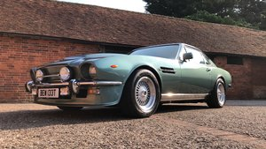 Aston Martin Oscar India V8 1979 with Vantage Upgrades For Sale