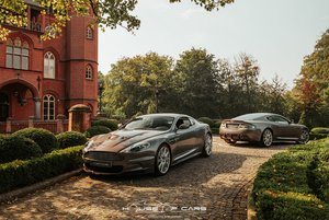 "2008 Aston Martin DBS ""Casino Royale"" MANUAL Belgian"