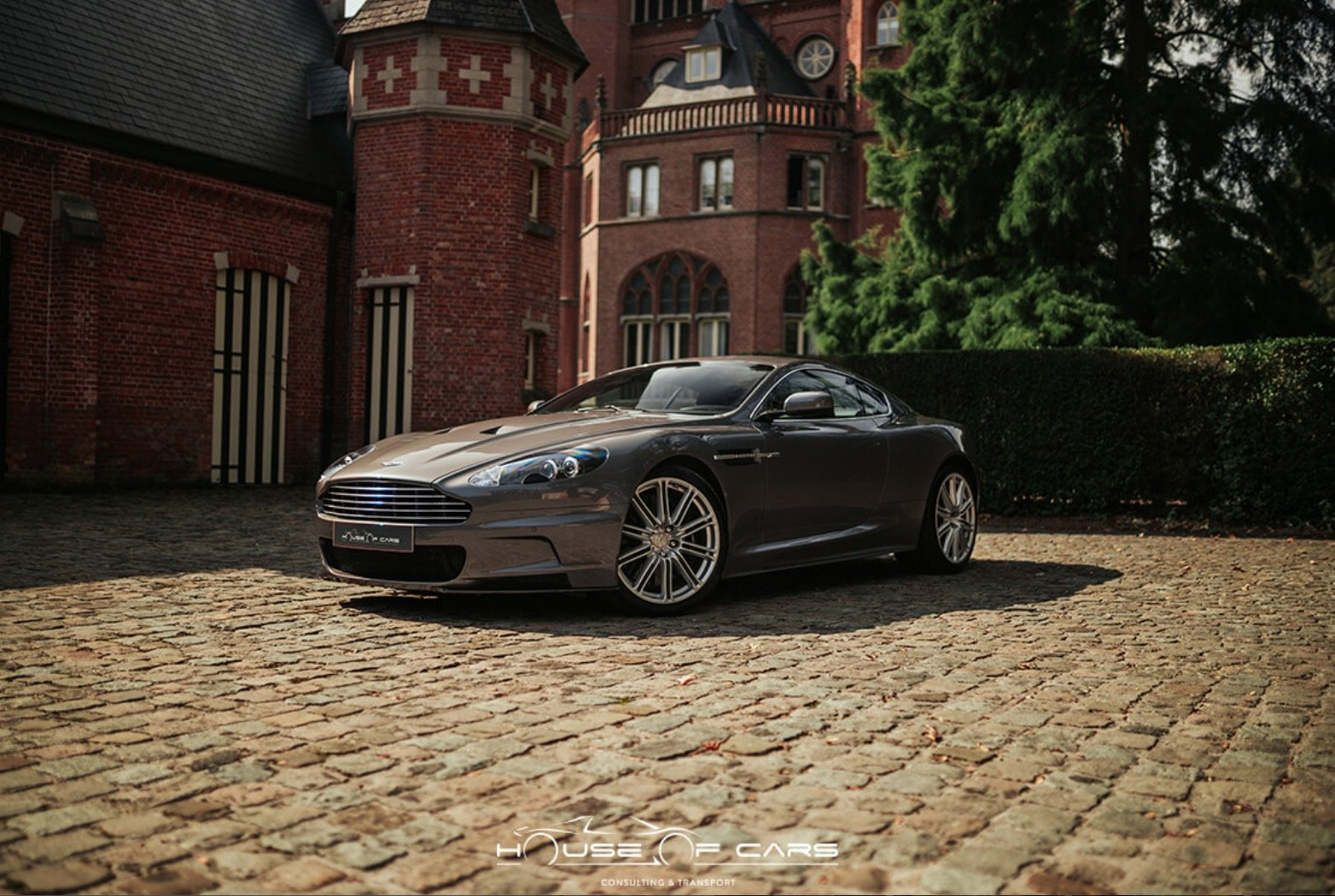 "2008 Aston Martin DBS ""Casino Royale"" MANUAL Belgian For Sale (picture 2 of 6)"