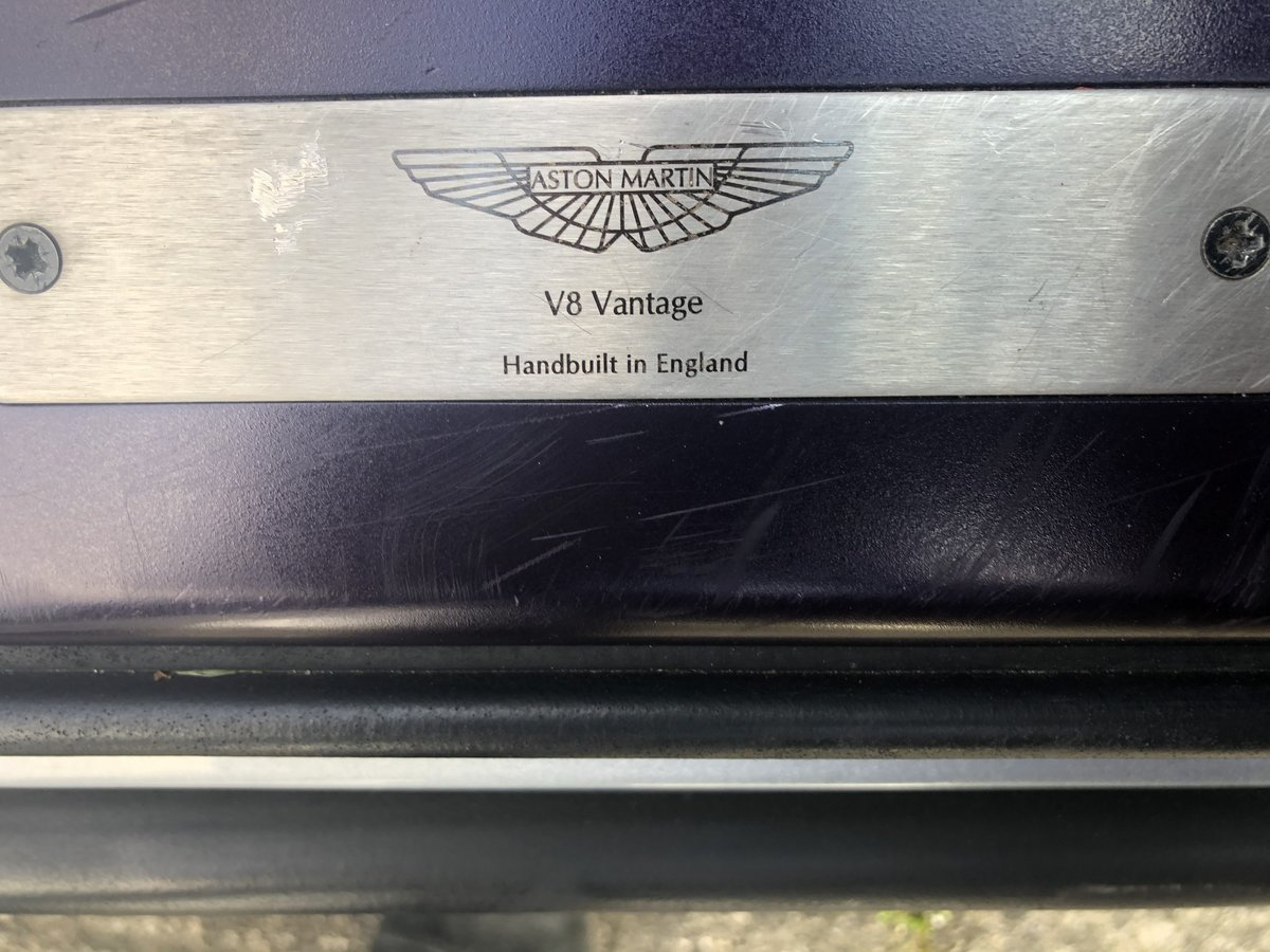 2007 Aston Martin vantage  For Sale (picture 5 of 6)