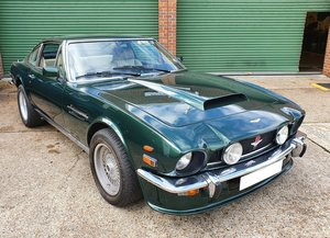 Aston Martin V8 - 7.0ltr