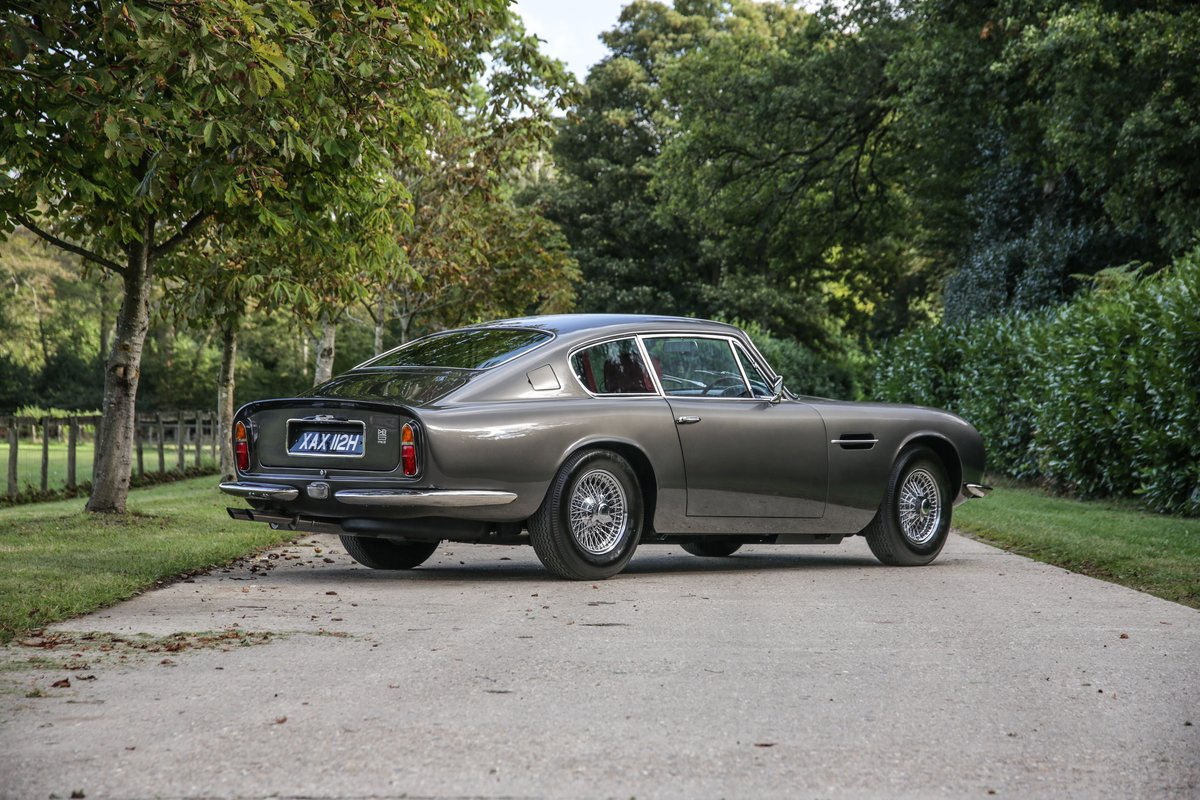 1970 Aston Martin DB6 MKII For Sale (picture 2 of 24)