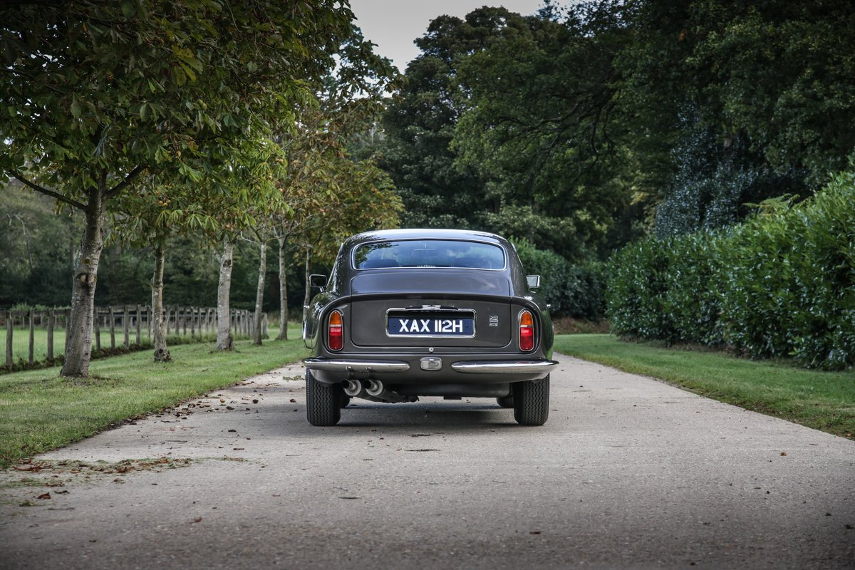 1970 Aston Martin DB6 MKII For Sale (picture 4 of 24)