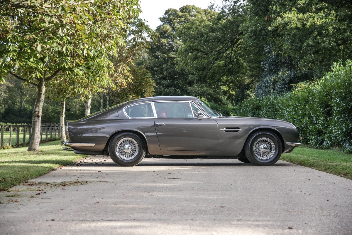 1970 Aston Martin DB6 MKII For Sale (picture 5 of 24)