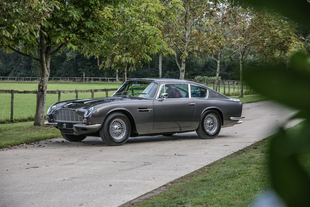 1970 Aston Martin DB6 MKII For Sale (picture 6 of 24)