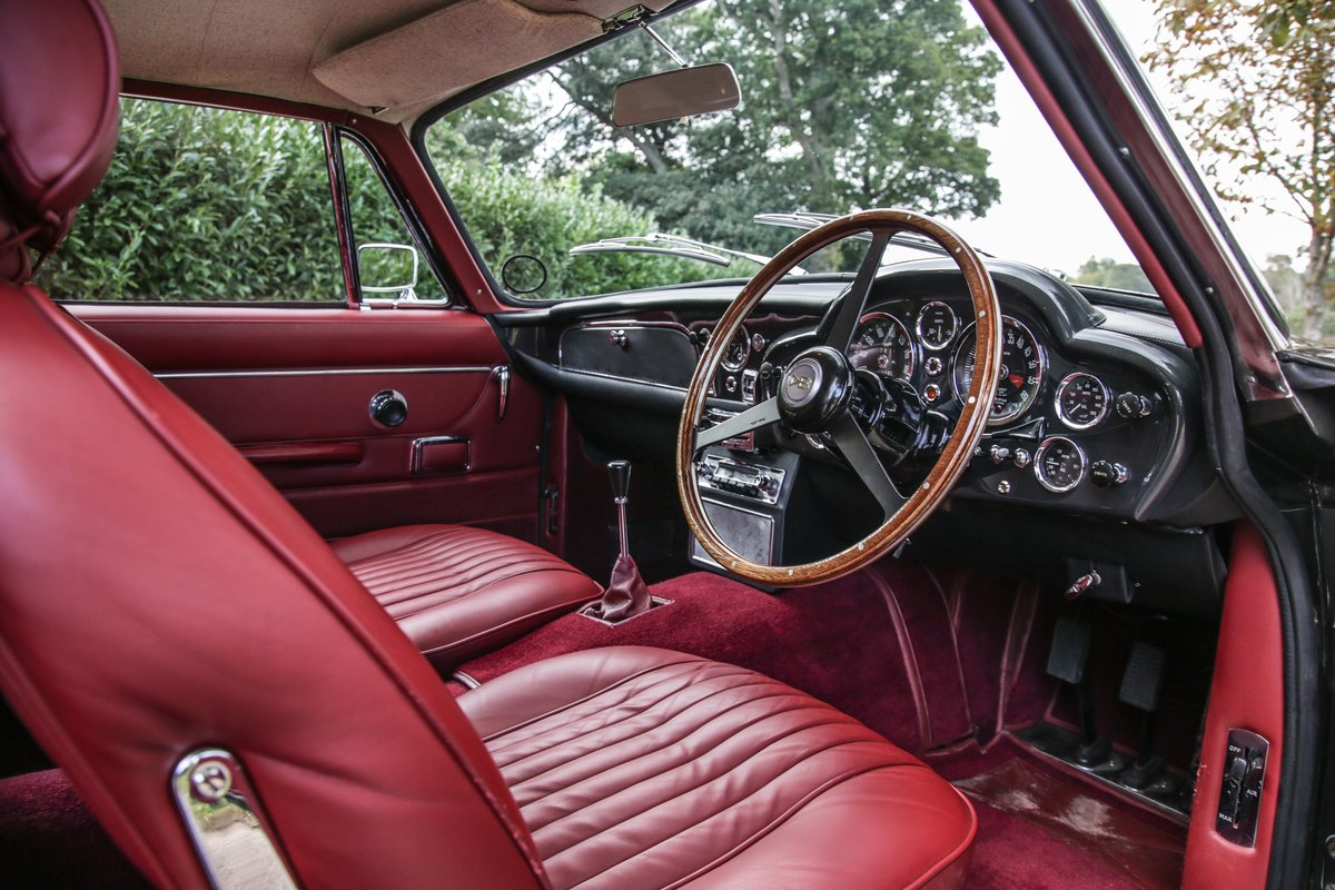1970 Aston Martin DB6 MKII For Sale (picture 8 of 24)