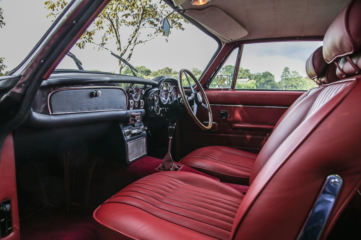 1970 Aston Martin DB6 MKII For Sale (picture 10 of 24)