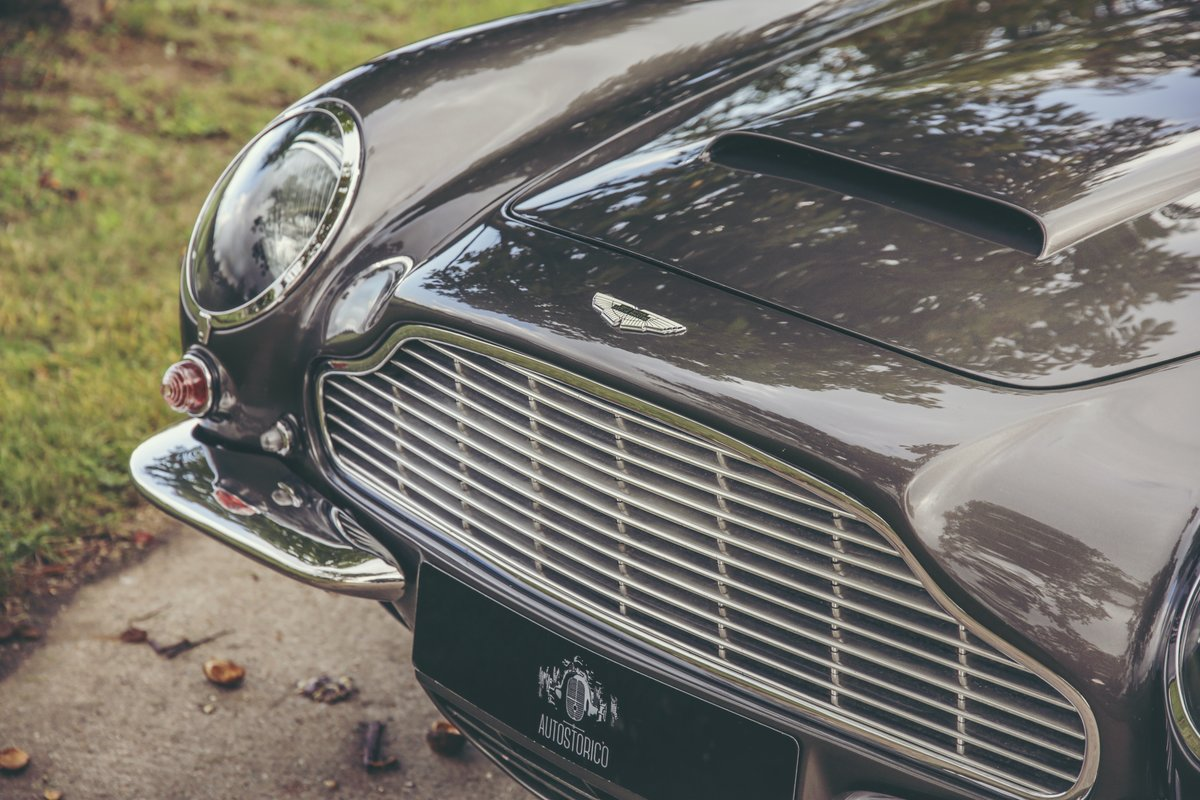 1970 Aston Martin DB6 MKII For Sale (picture 22 of 24)