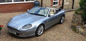 Picture of 2003 Aston Martin DB7 Vantage Volante. 58,000 miles.  FSH.