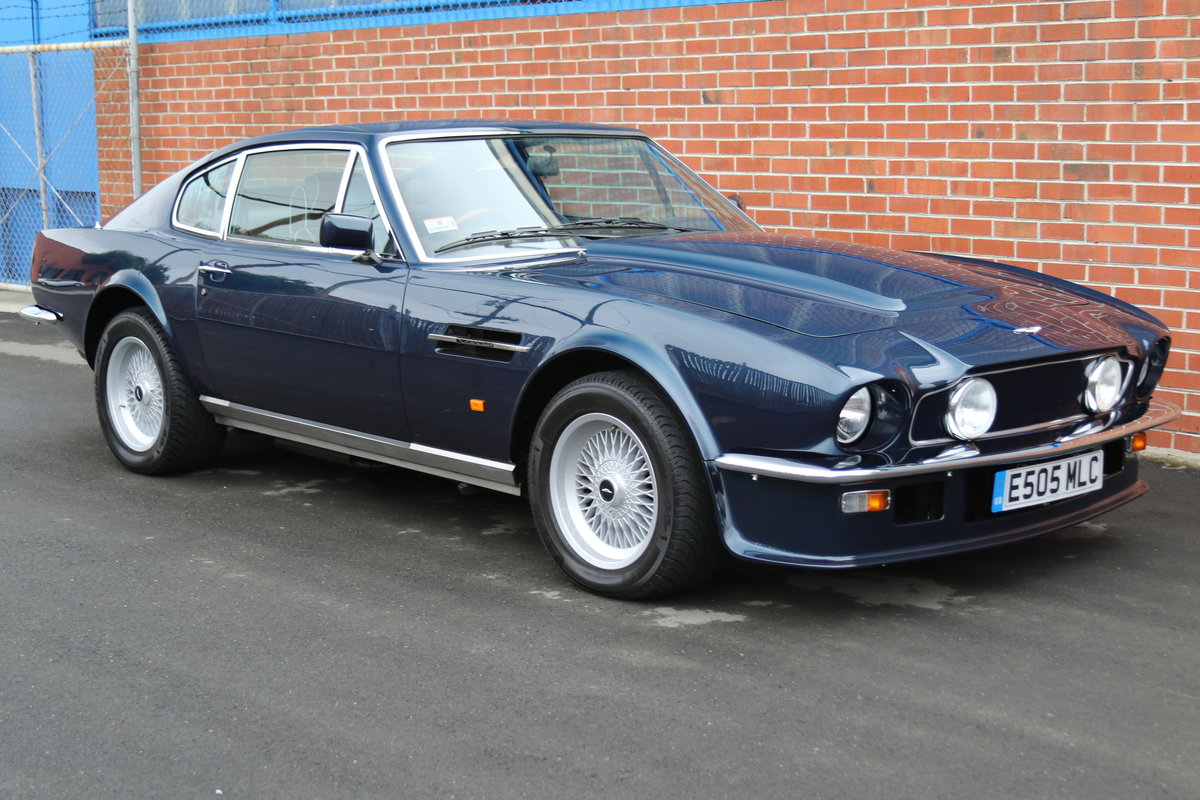 1988 Aston Matin V8 Vantage X Pack 6 3 For Sale Car And Classic