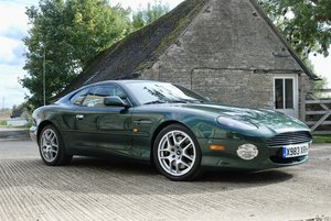 Picture of 2001 Aston Martin Vantage v12 Manual LHD For Sale