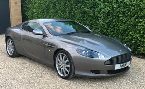 Flawless Aston Martin DB9 in launch colour combo