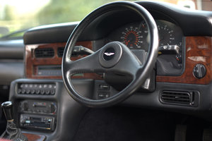 Picture of 1999 Registered Aston Martin Virage Coupe 6.3 For Sale