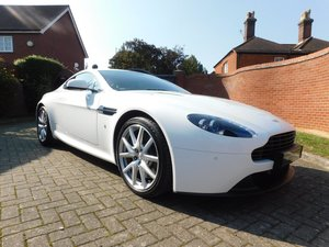 Picture of 2013 63 Plate Aston Martin 4.7 V8 Vantage Coupe For Sale