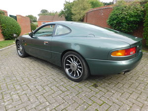Picture of  1998 ASTON MARTIN DB7 COUPE