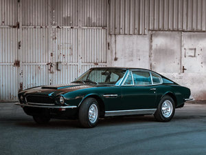 Picture of 1973 ASTON MARTIN V8 SPORTS SALOON