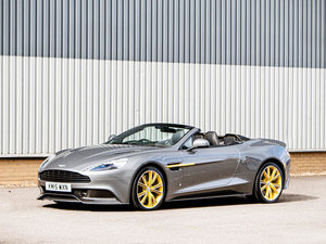 Picture of 2015 ASTON MARTIN AM WORKS 60TH ANNIVERSARY LE VANQUISH