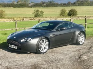 Picture of 2007 My Aston Martin V8 Vantage (manual)