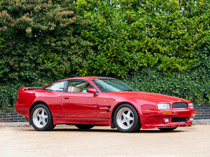 Picture of 1990 ASTON MARTIN VIRAGE 6.3-LITRE 'WIDE BODY' COUPÉ
