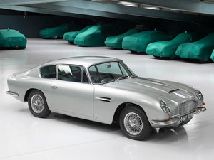 Picture of 1966 ASTON MARTIN DB6 SPORTS SALOON