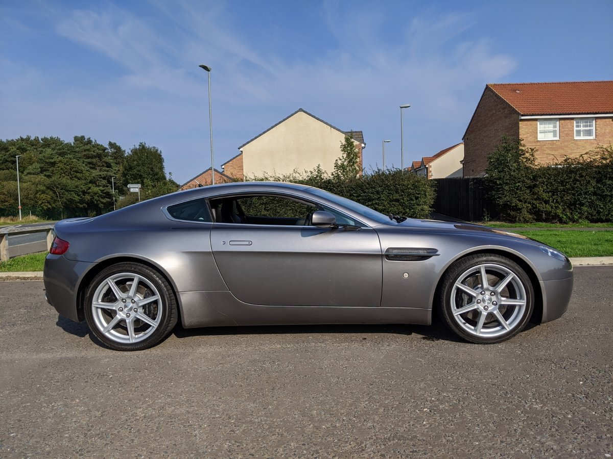 2006 Aston Martin Vantage V8 - Full AM Service History For Sale (picture 2 of 6)