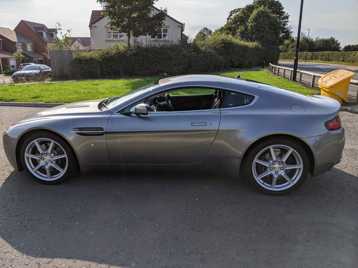 2006 Aston Martin Vantage V8 - Full AM Service History For Sale (picture 3 of 6)