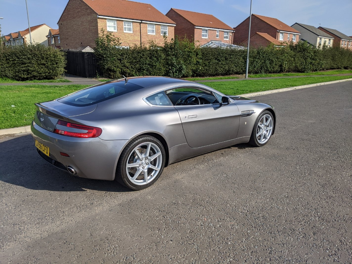 2006 Aston Martin Vantage V8 - Full AM Service History For Sale (picture 4 of 6)