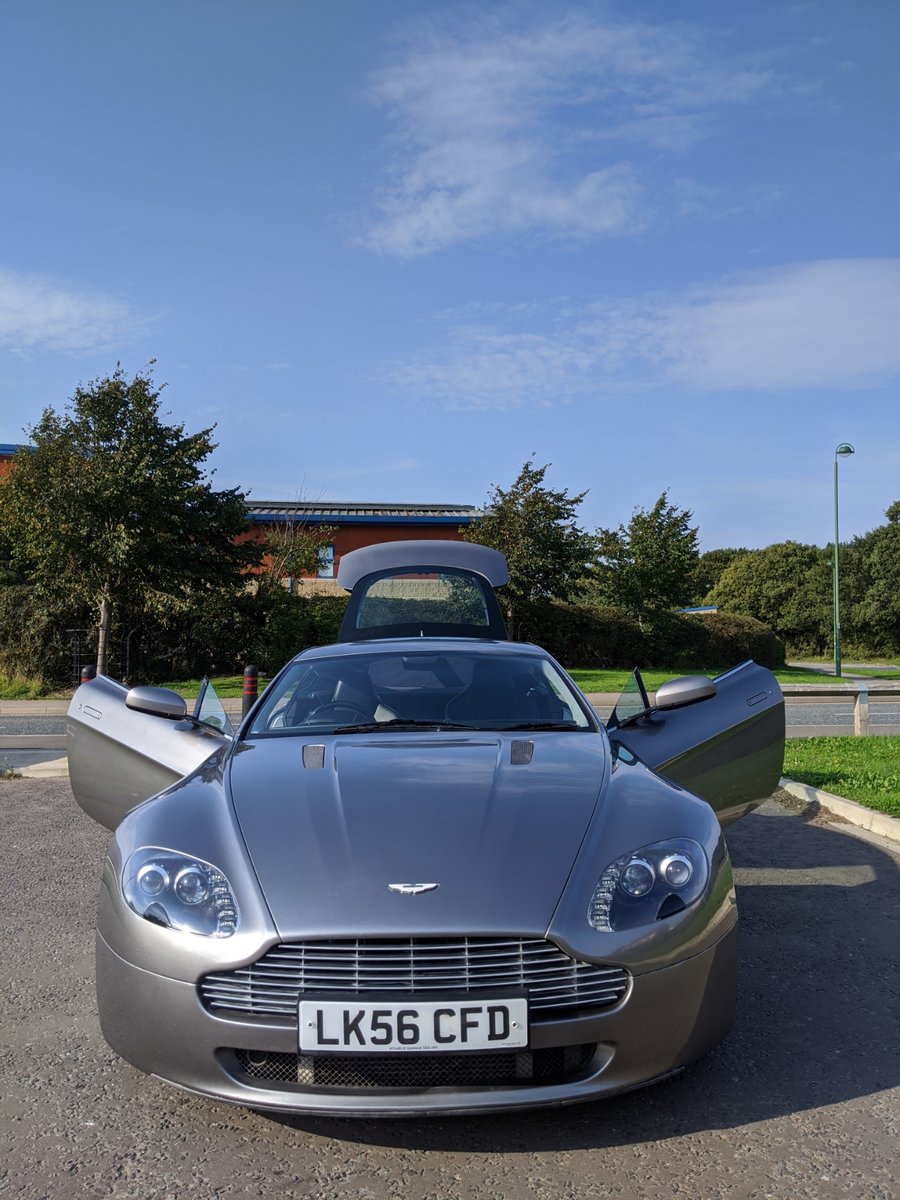 2006 Aston Martin Vantage V8 - Full AM Service History For Sale (picture 6 of 6)